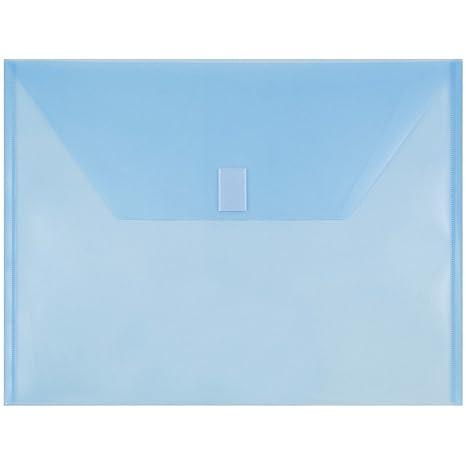 Amazon.com: JAM sobre de archivo de papel de plástico con ...