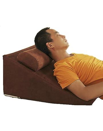 Almohada de cuña de la cama de la espuma de la memoria superior forma mejor para
