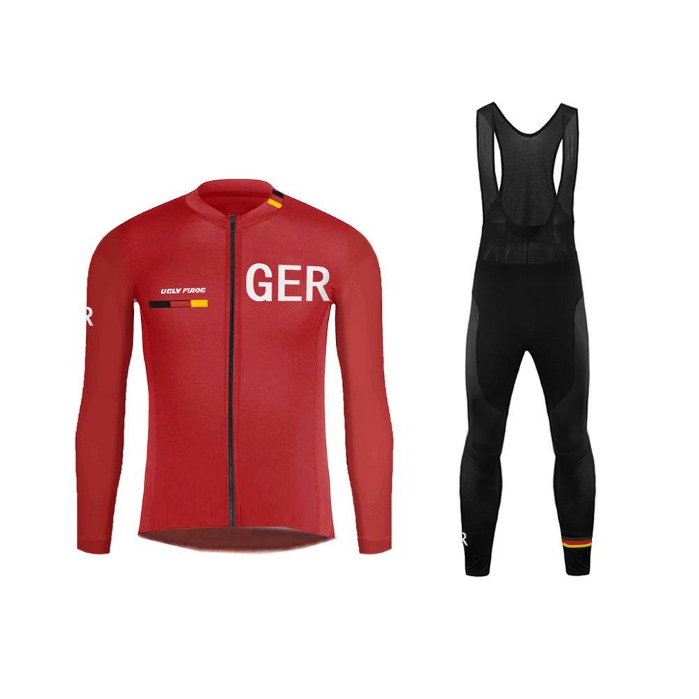 Uglyfrog Landesvorwahl Sport Radsport Trikots & Shirts Kurzarm Herren Sommer Stil Bekleidung Atmungsaktiv Top