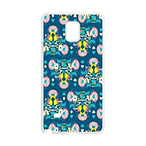 Disneys-Lilo-and-Stitch Samsung Galaxy Note 4 Cell Phone Case White Vgojt