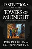 download ebook distinctions: prologue to towers of midnight: prologue to towers of midnight (wheel of time book 13) pdf epub