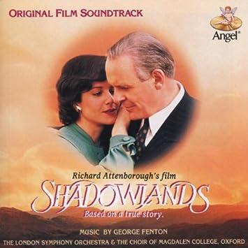 Shadowlands (1994) debra winger, anthony hopkins shds 005 stock.
