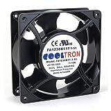 115V AC Cooling Fan. 120mm x 38mm LS