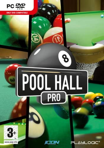 Pool Hall Pro (PC) [Importación inglesa]: Amazon.es: Videojuegos