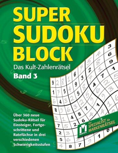 Super-Sudoku-Block