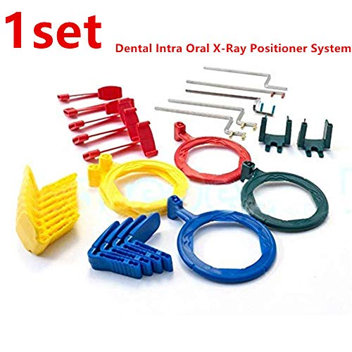 Dental X-ray - Dental X-Ray Positioning System Complete Kit FPS 3000 XCP-DS Type Positioner Holders Dental Paralleling Kit