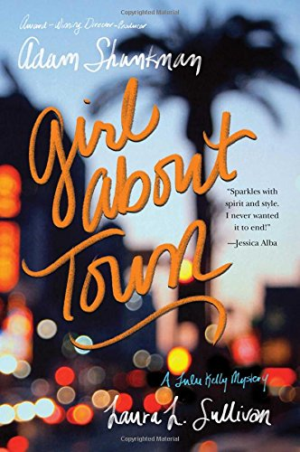 Download Girl about Town: A Lulu Kelly Mystery (Lulu Kelly Mysteries) pdf