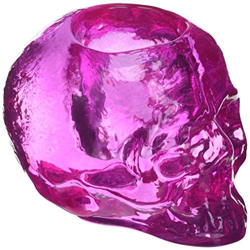 Kosta Boda Still Life Votive, Pink