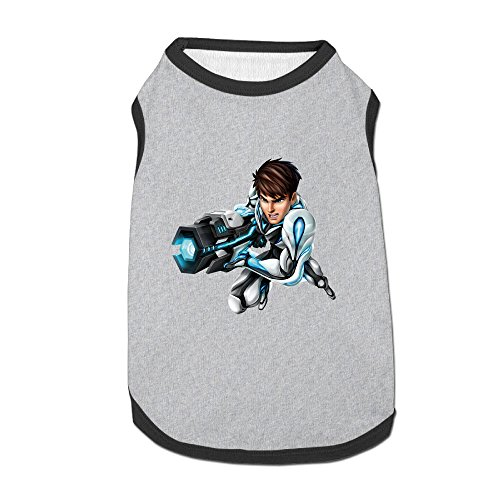 [Logo Max Steel Best Dog Clothes Sweaters Shirt Hoodie For Dog] (Dredd Halloween Costume)