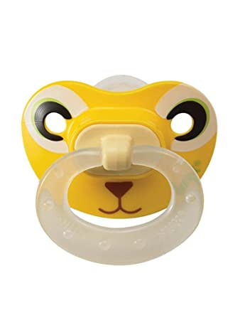 Amazon.com: Caras NUK Animal silicona 2 Paquete última ...