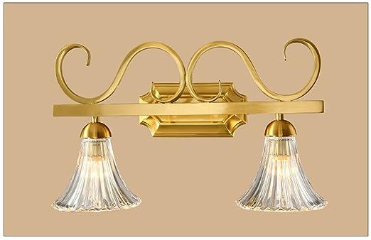 Spiegel Vorne Lichter, Amerikanischen Stil Lampen Und Laternen Spiegel  Vorne Licht Bad Lichter Badezimmer Leuchtet