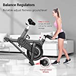 YUTRD-ZCJUX-Cyclette-da-Interno-con-Monitor-Sedile-e-Manubrio-Regolabili-Ciclismo-Spinning-Bike-per-Home-Cardio-Allenamento-Home-Gym