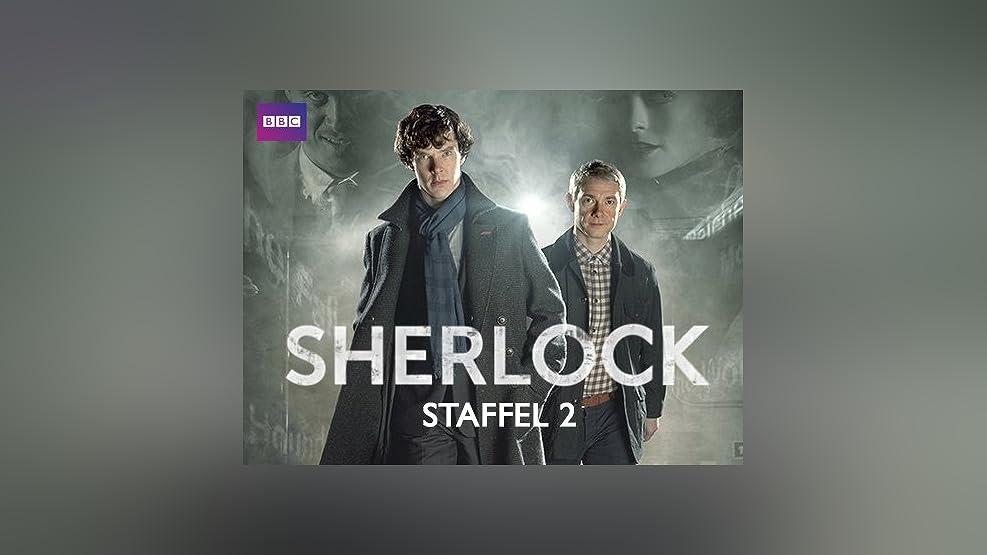 Sherlock - Staffel 2 [OV]