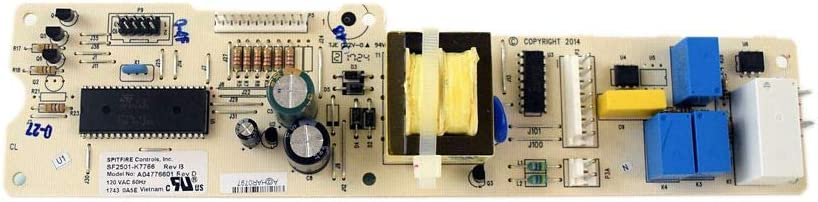 5304512731 Dishwasher Electronic Control Board Genuine Original Equipment Manufacturer (OEM) Part