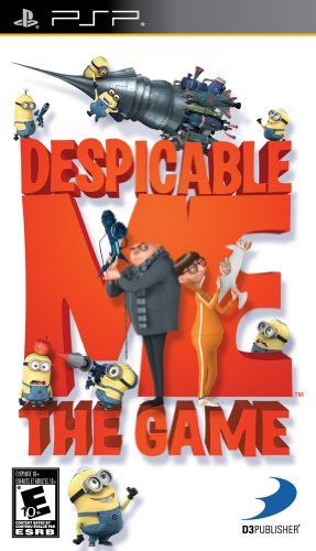 Despicable Me: The Game by D3 Publisher