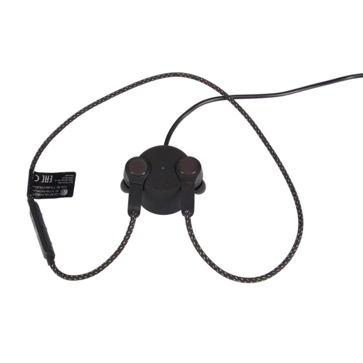 Tree-on-Life Reemplace la Base de Carga de la Base de Carga del Cargador para B/&O Play by para Bang /& Olufsen para Auriculares inal/ámbricos Bluetooth para Auriculares Beoplay H5