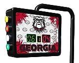 Georgia ''Bulldog'' Electronic Shuffleboard Scoring Unit - Officially Licensed