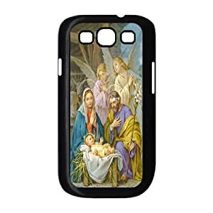JenneySt Phone CaseLove Jesus For Samsung Galaxy S3 -CASE-3