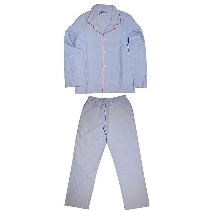 Tommy Hilfiger - Pijama - para Hombre Regatta Blau