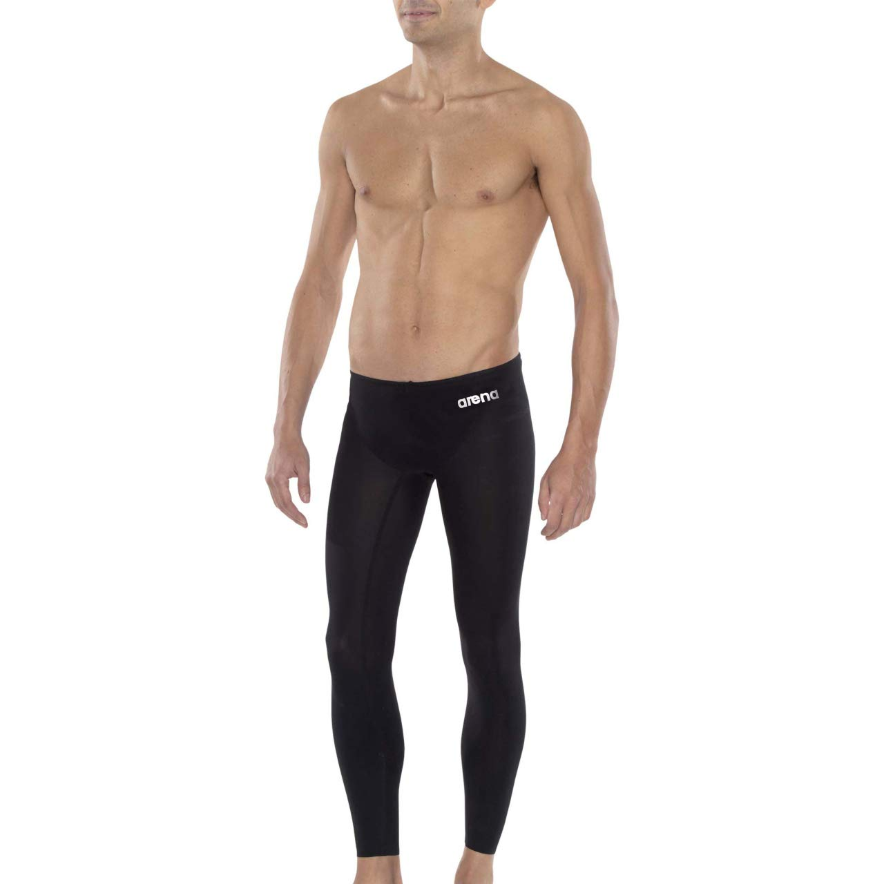 Arena Powerskin R-Evo SL Open Water Pant, Black, 24 by Arena (Image #1)