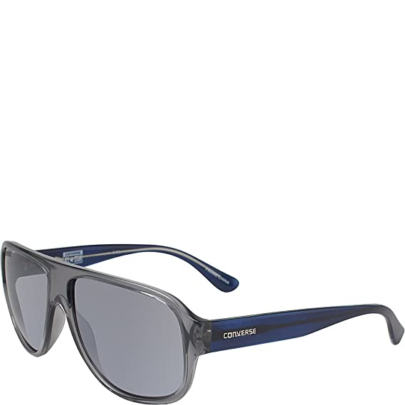 f5e84c407631 Converse Sunglasses B010 Smoke Mirror 58  Amazon.co.uk  Clothing