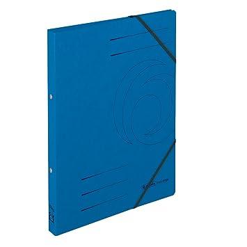 Herlitz Ringhefter aus Colorspan-Karton Ringbuch Farbe violett DIN A4