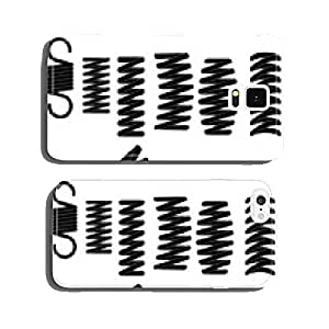 Springs cell phone cover case Samsung S6
