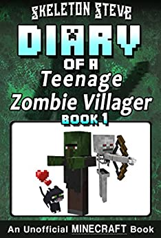 Diary Minecraft Teenage Zombie Villager ebook product image