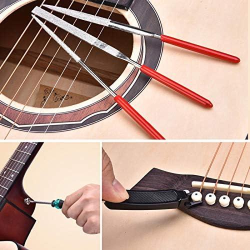 Gitaarreparatieset Fret String Cutter; Hoogwaardige duurzame praktische lichtgewicht snaarinstrumenten voor gitaar