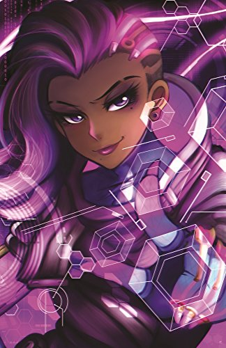 Overwatch - Sombra Character Poster