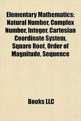 Elementary mathematics: Natural number, Complex number, Integer ...