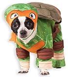 Rubie's Teenage Mutant Ninja Turtles Michelangelo Pet Costume, X-Large