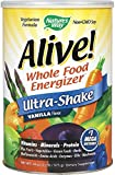 Nature's Way Alive! Ultra Shake Vanilla 2.2 Lb