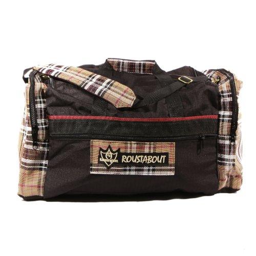 kensington-kpp-roustabout-gear-bags-deluxe-black-plaid-large