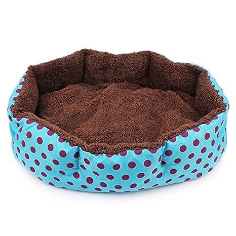 Cama Caliente Para Mascotas Perro Gato de la Casa Perreras Esteras (S:38*