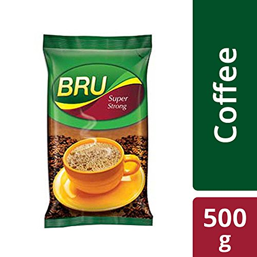 BRU Instant Super Strong Coffee, 500g