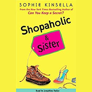 Shopaholic and Sister | Livre audio