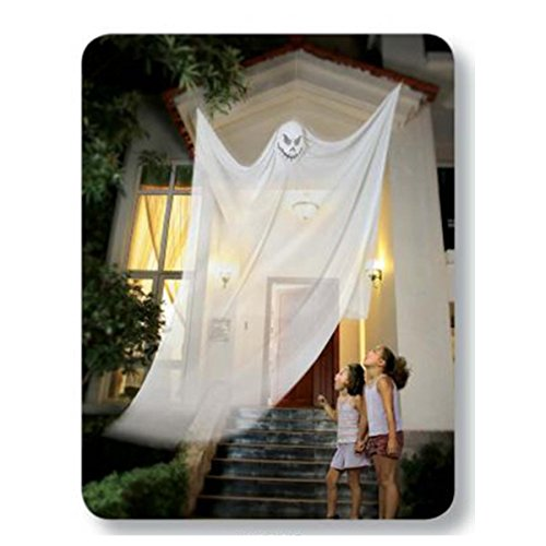 Halloween Hanging Ghost Prop Scary decor Halloween skeleton ghost skull decorations for outdoor indoor bar party Background decoration -