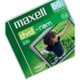 Blank DVD-RAM Discs