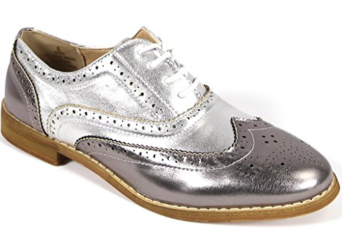 7 Eye Casual Oxford Shoes - 7