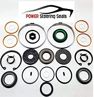 Power Steering Seals Power Steering Rack and Pinion Seal Kit for Ford Mustang