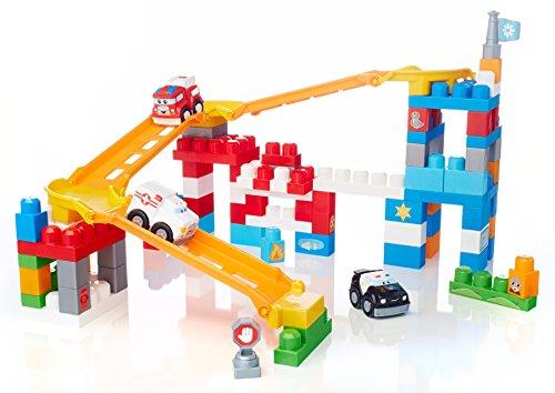 Mega Bloks First Builders Fast Tracks Rescue Team