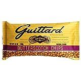 Guittard Butterscotch Chips, 12 Ounce/ 340 g (Pack of 3)