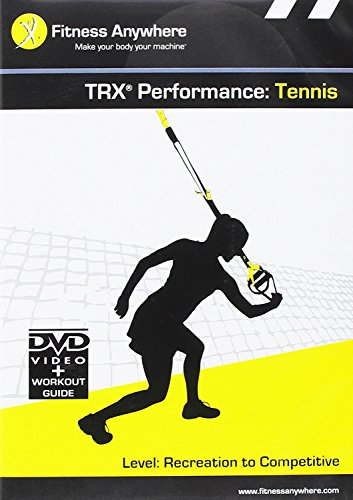 TRX Training Performance: Tennis DVD, For Players at All Levels