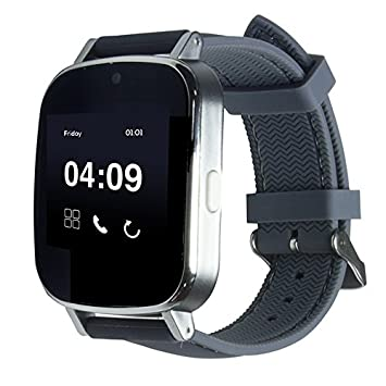 "PRIXTON SWA20 - Smartwatch de 1.54"" con Bluetooth, Android, ..."