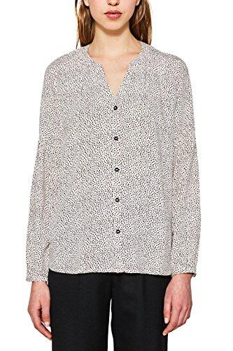 edc by Blouse Esprit White Femme 110 Blanc Off q6qHrZx