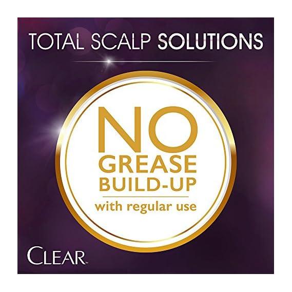 Clear Complete Active Care Anti Dandruff Shampoo, 350 ml