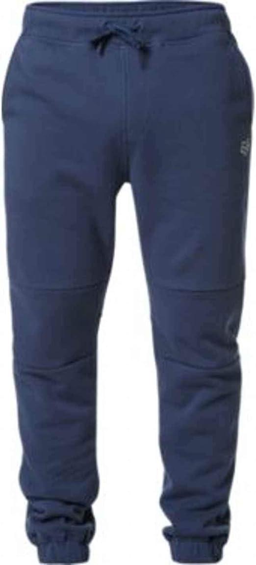 Fox Racing Pantalón de chándal para hombre - Azul - Small: Amazon ...