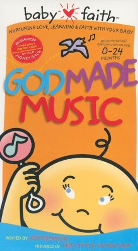 God Made Music [VHS]