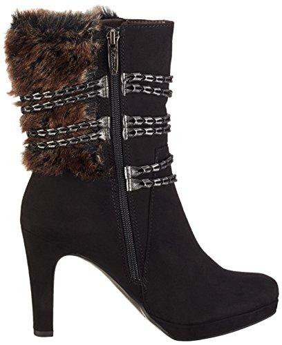 Tamaris Bottes black Femme Classiques Noir 001 25314 rqxCzwr